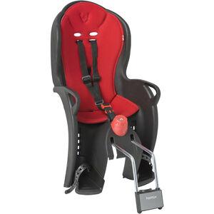 Hamax Sleepy Kindersitz schwarz/rot bei fahrrad.de Online