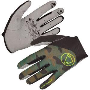 Endura Hummvee Lite Gloves camouflage camouflage