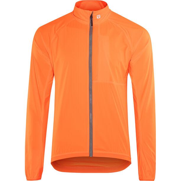 Bontrager Circuit Windshell Jacke Herren blaze orange