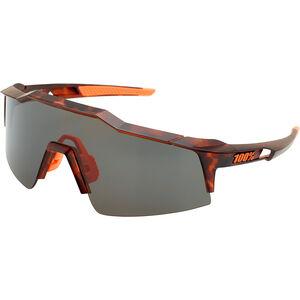 100% Speedcraft Smoke Glasses Small matte dark havana matte dark havana