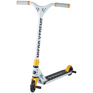 Micro Trixx 2.0 Stuntscooter grey/yellow grey/yellow