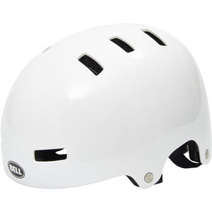 Bell Local Helmet white white