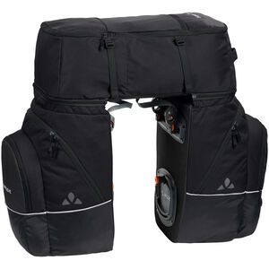 VAUDE Karakorum Pannier Set 3 Pieces black uni black uni