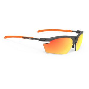 Rudy Project Rydon Glasses graphite - rp optics multilaser orange graphite - rp optics multilaser orange