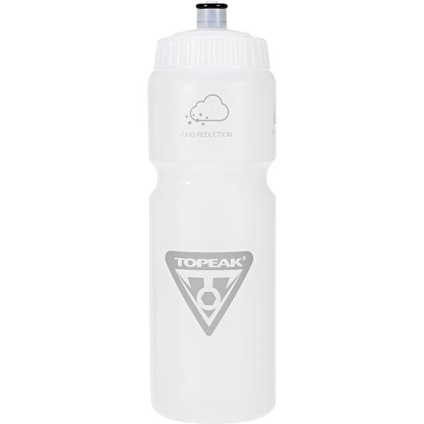 Topeak Topeak Bottle BioBased 750ml transparent