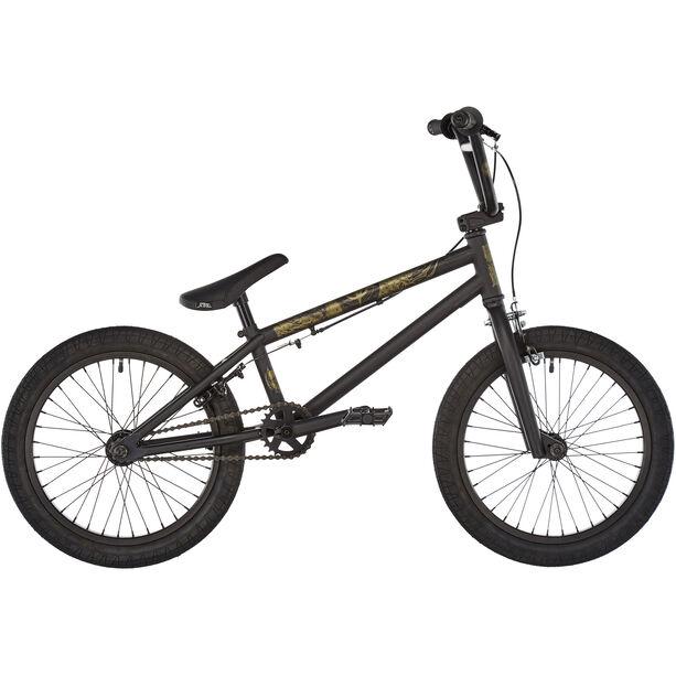 Stereo Bikes Half Stack sooty matt black
