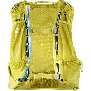Salomon Skin Pro 10 Backpack Set citronelle/sulphur spring bei fahrrad.de Online