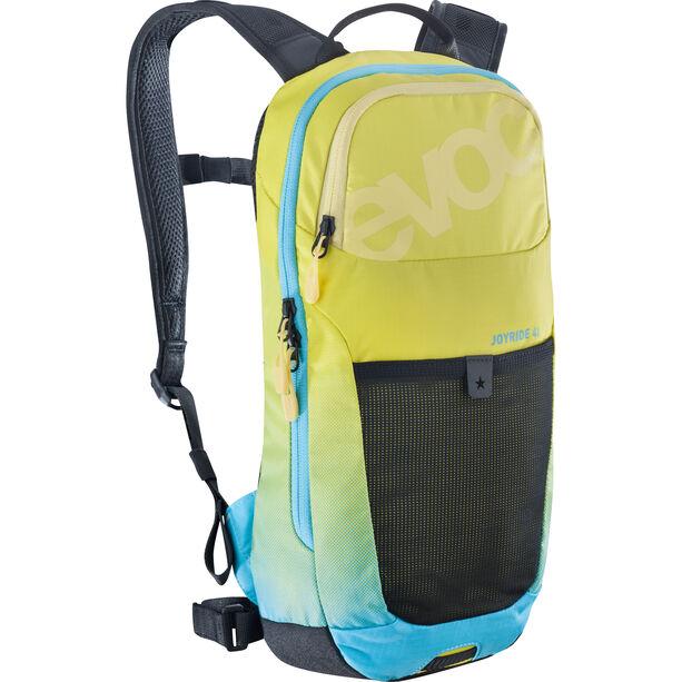 EVOC Joyride Backpack 4 L Kinder sulphur-neon blue