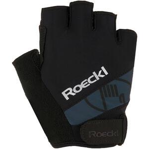 Roeckl Nizza Handschuhe Kinder schwarz schwarz