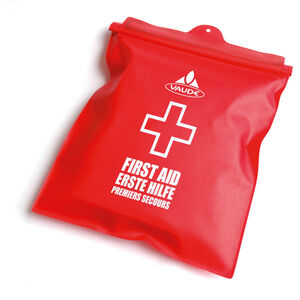 VAUDE First Aid Kit Hike Waterproof red/white red/white