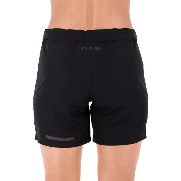 Cube Tour Baggy Shorts Damen black