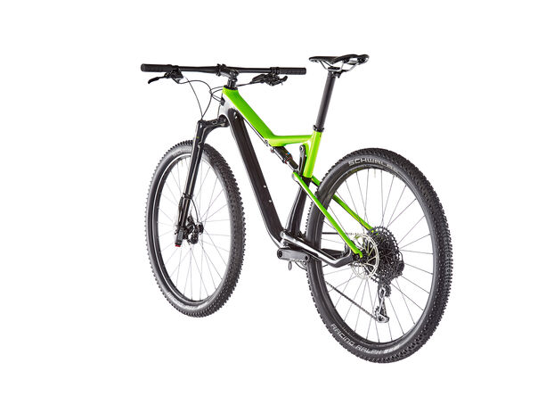 Cannondale Scalpel Si Carbon 4 acid green