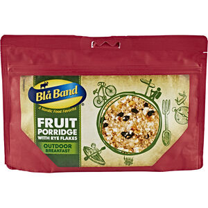 Bla Band Outdoor Frühstück Fruit Porridge with Rye Flakes