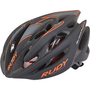 Rudy Project Sterling Helmet black-red fluo (matte) black-red fluo (matte)