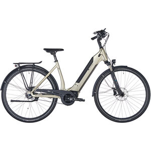 e-bike manufaktur 5NF Wave Alfine Disc Gates cremeweiss matt bei fahrrad.de Online