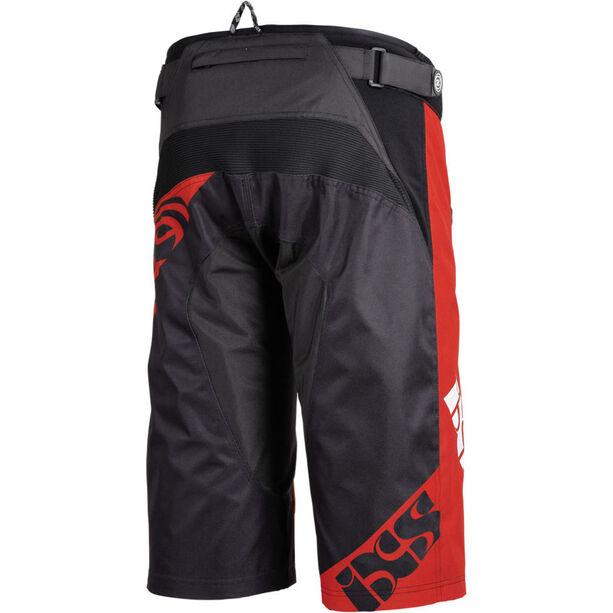 IXS Race 7.1 DH Shorts Herren fluo red/black fluo red/black