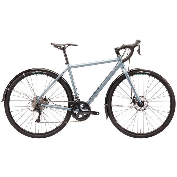 Kona Rove DL metallic silver-gray