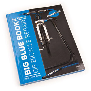 Park Tool BBB-3 Big Blue Book deutsch