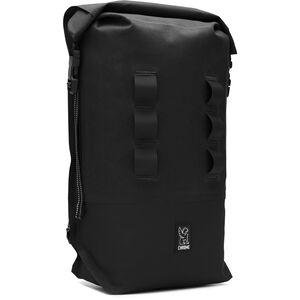 Chrome Urban EX Rolltop Rucksack 18l black/black black/black