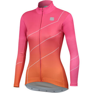 Sportful Shade Langarm Trikot Damen bubblegum/orange sdr bubblegum/orange sdr