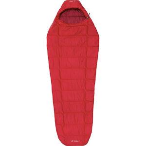 VAUDE Sioux 800 S Syn Sleeping Bag dark indian red bei fahrrad.de Online