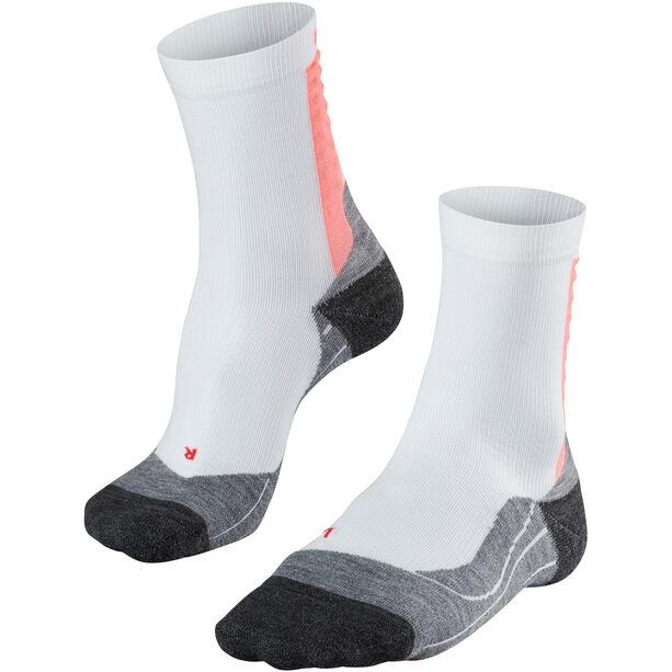 Falke Achilles Health Socks Damen white-neon red white-neon red