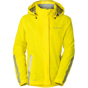 VAUDE Luminum Jacket Damen canary canary