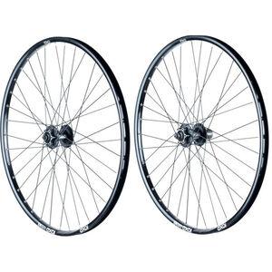 """Exal BE21 Disc Laufradsatz 27,5"""" schwarz bei fahrrad.de Online"""