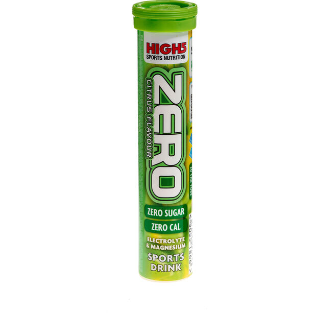 High5 Electrolyt Sports Drink Zero Tabs 20 Stück Lemon