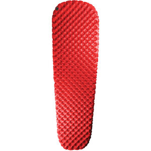 Sea to Summit Comfort Plus Insulated Mat Large red red