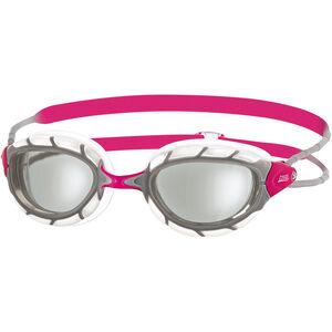 Zoggs Predator Goggles S clear/silver clear/silver