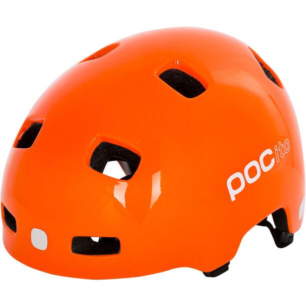 POC POCito Crane Helmet Kinder pocito orange