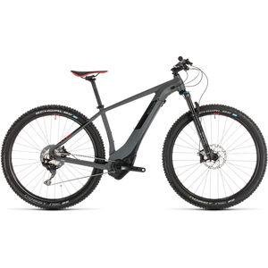 Cube Reaction Hybrid SLT 500 KIOX Grey'n'Red bei fahrrad.de Online
