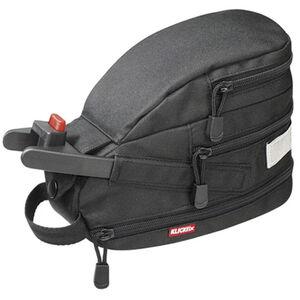 KlickFix Contour Mini Satteltasche schwarz schwarz
