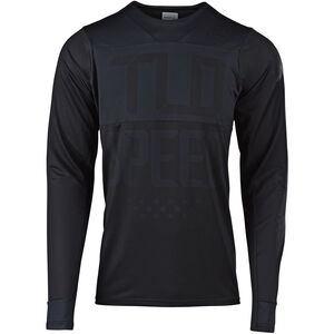 Troy Lee Designs Skyline LS Jersey Herren speedshop/black/black speedshop/black/black