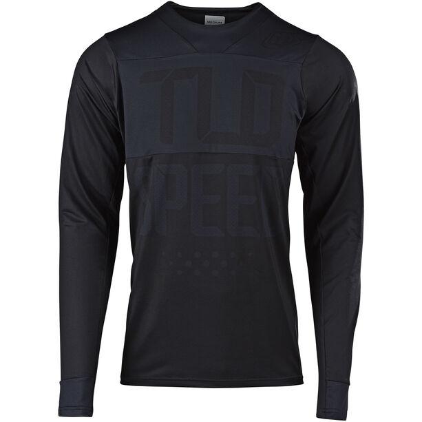 Troy Lee Designs Skyline LS Jersey Herren speedshop/black/black