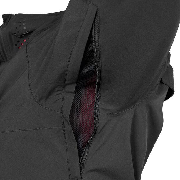 TSG Drop Rain Jacket Herren black