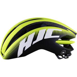 HJC IBEX Road Helmet matt pattern green matt pattern green