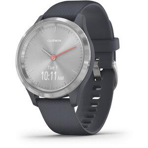 Garmin Vivomove 3S Smartwatch granite blue/silver granite blue/silver
