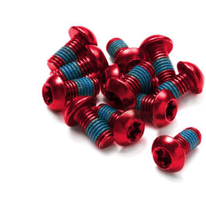 Reverse Bremsscheibenschrauben rot rot
