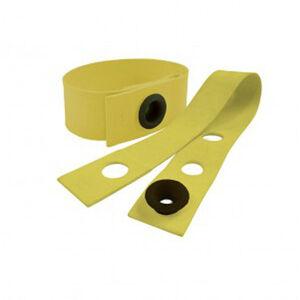 Cycloc Wrap Strap yellow yellow