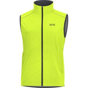 GORE WEAR R3 Windstopper Vest Men neon yellow bei fahrrad.de Online