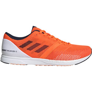 adidas Adizero Takumi Sen Low-Cut Schuhe Herren footwear white/real blue/solar orange footwear white/real blue/solar orange