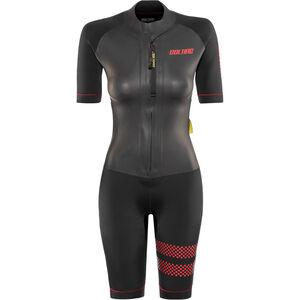 Colting Wetsuits Swimrun Go Wetsuit Damen black/red black/red