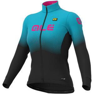 Alé Cycling PR-S Onda Micro Jersey Damen black-light blue black-light blue