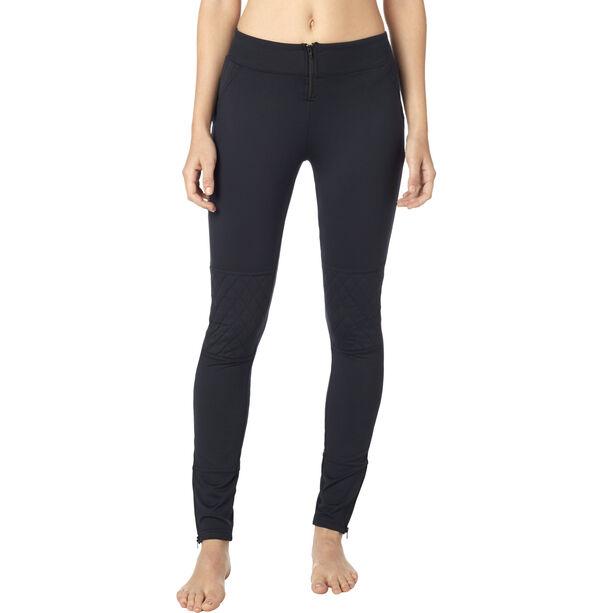 Fox Trail Blazer Legging Knit Pants Damen black