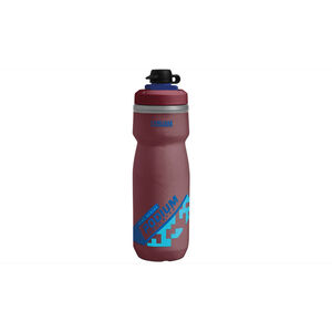 CamelBak Podium Chill Dirt Series Bottle 620ml burgundy/blue burgundy/blue