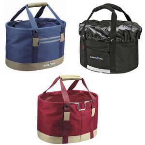 KlickFix Shopper Comfort blau/rot