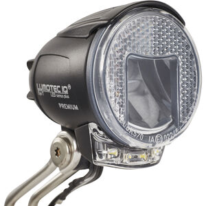 Busch + Müller Lumotec IQ Cyo R Premium T senso plus LED-Scheinwerfer schwarz bei fahrrad.de Online