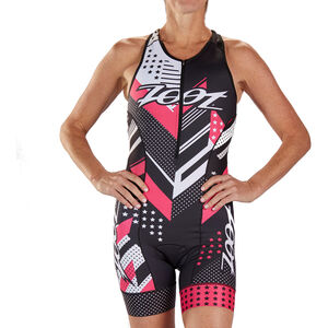 Zoot LTD Tri Racesuit Damen team team